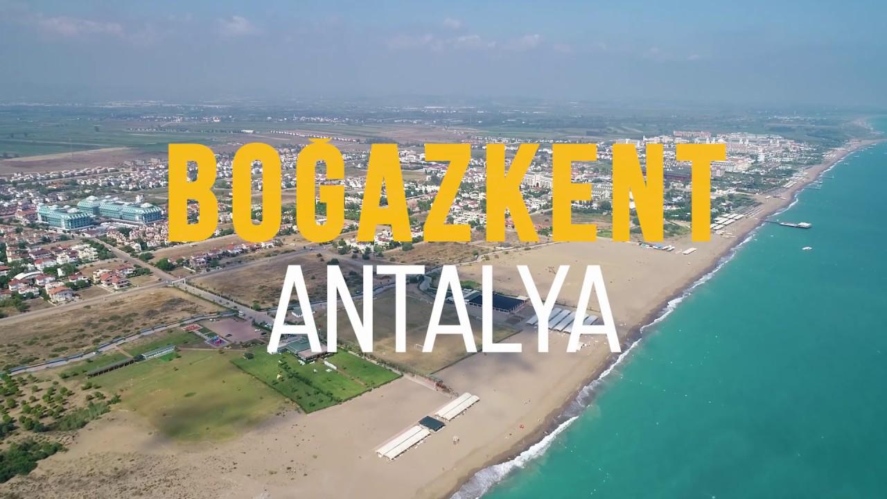Antalya Havalimanı Boğazkent Transfer