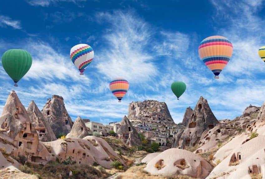 Antalya Havalimanı Kapadokya Transfer