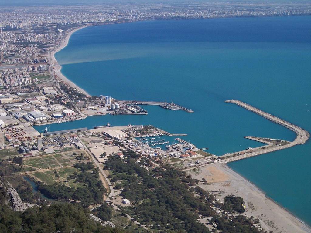 Antalya Havalimanı Liman Transfer