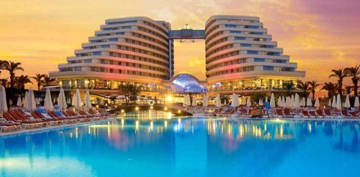 Antalya Havalimanına Yakın Oteller